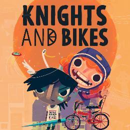 Carátula de Knights and Bikes para Nintendo Switch