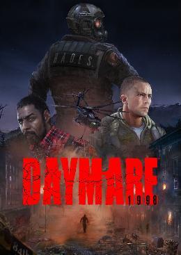 Carátula de Daymare: 1998 para PlayStation 4