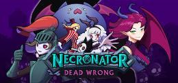 Carátula de Necronator: Dead Wrong para PC