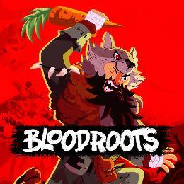 Carátula de Bloodroots para Nintendo Switch