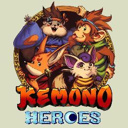 Carátula de Kemono Heroes