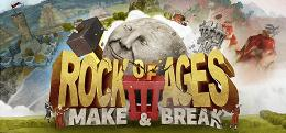 Carátula de Rock of Ages III: Make & Break para PC