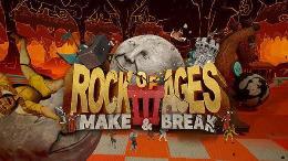 Carátula de Rock of Ages III: Make & Break para PlayStation 4