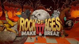 Carátula de Rock of Ages III: Make & Break para Stadia