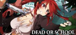 Carátula de Dead or School para PC