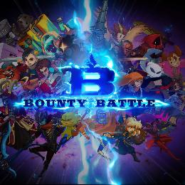 Carátula o portada Europea del juego Bounty Battle para PlayStation 4