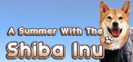 Carátula o portada Europea del juego A Summer with the Shiba Inu para PlayStation 4