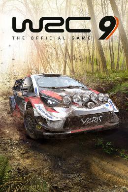 Carátula de WRC 9 para PlayStation 5
