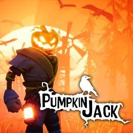 Carátula o portada Europea del juego Pumpkin Jack para PlayStation 4