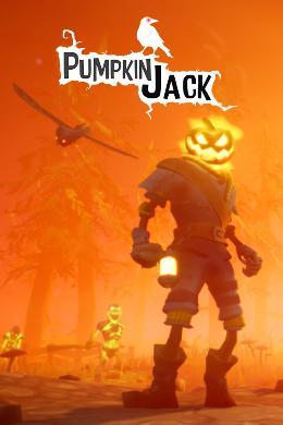 Carátula de Pumpkin Jack para Xbox One