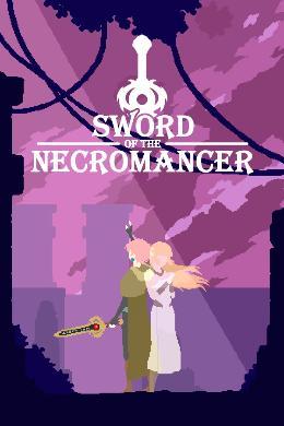 Carátula de Sword of the Necromancer para PlayStation 4