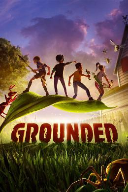 Carátula de Grounded para PC