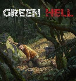 Carátula o portada Europea del juego Green Hell para PlayStation 4