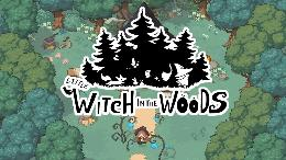 Carátula de Little Witch in the Wood para Nintendo Switch