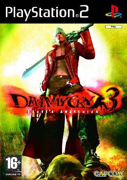 Carátula de Devil May Cry 3: Dante's Awakening
