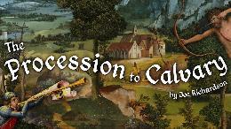 Carátula de The Procession to Calvary para PC