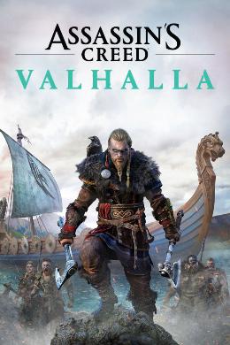Carátula de Assassin's Creed: Valhalla para Xbox
