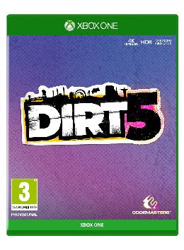 Carátula de DIRT 5 para Xbox One