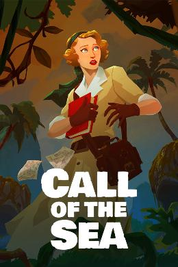 Carátula de Call of the Sea para Xbox
