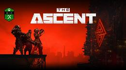 Carátula de The Ascent para Xbox