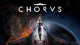 Carátula de Chorus para PlayStation 4