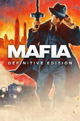 Carátula de Mafia: Definitive Edition para PC