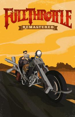 Carátula de Full Throttle Remastered para Xbox One