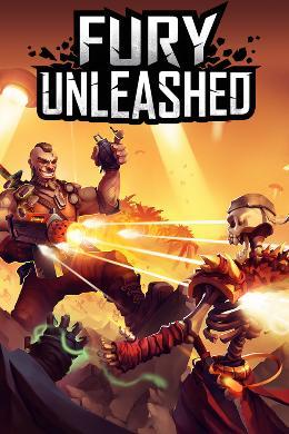 Carátula de Fury Unleashed para PlayStation 4