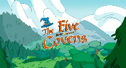 Carátula de The Five Covens para PlayStation 4