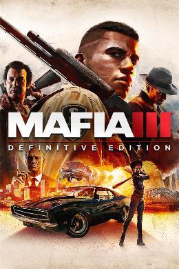 Carátula de Mafia III: Edición Definitiva para PlayStation 4
