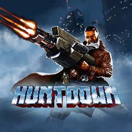 Carátula de Huntdown para Nintendo Switch