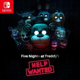 Carátula de Five Nights at Freddy's: Help Wanted para Nintendo Switch