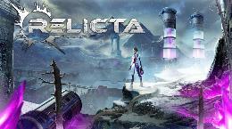 Carátula de Relicta para PC