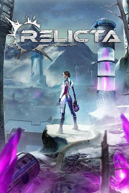 Carátula de Relicta para PlayStation 4