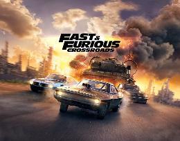 Carátula de Fast & Furious Crossroads para Xbox One