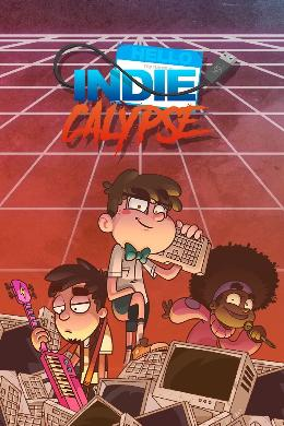 Carátula de Indiecalypse para PlayStation 4