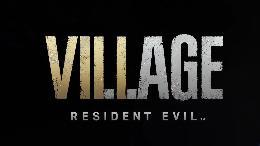 Carátula o portada Logo Oficial del juego Resident Evil: Village para PlayStation 5