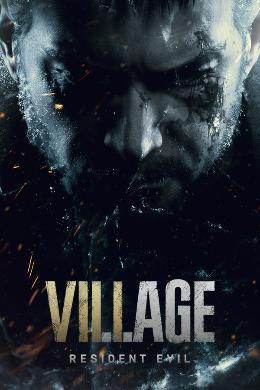 Carátula de Resident Evil: Village para Xbox