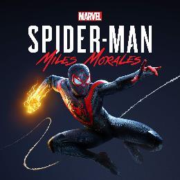 Carátula de Marvel's Spider-Man: Miles Morales para PlayStation 5