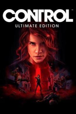 Carátula de Control: Ultimate Edition para Xbox