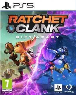 Carátula de Ratchet & Clank: Una Dimensión Aparte
