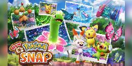 Carátula o portada No definida del juego New Pokémon Snap para Nintendo Switch