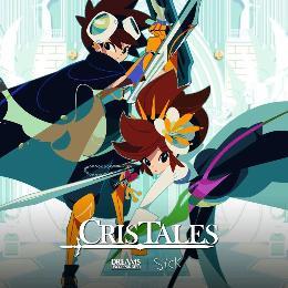 Carátula o portada Europea del juego Cris Tales para Nintendo Switch
