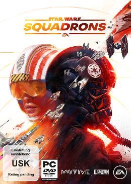 Carátula de Star Wars: Squadrons para PC