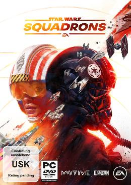 Carátula de Star Wars: Squadrons para PlayStation 4