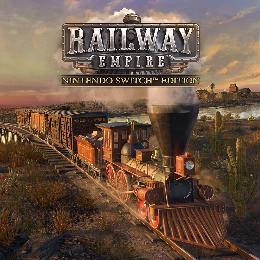 Carátula de Railway Empire - Nintendo Switch Edition para Nintendo Switch