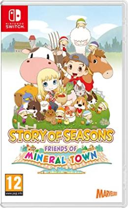 Carátula de Story of Seasons: Friends of Mineral Town para Nintendo Switch
