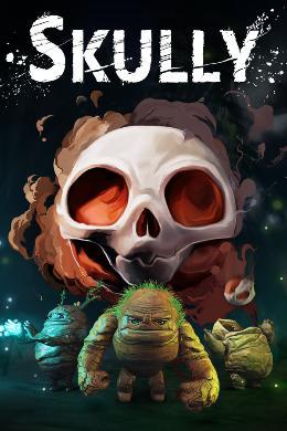 Carátula o portada Europea del juego Skully para Xbox One