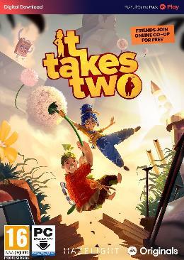Carátula de It Takes Two para PC