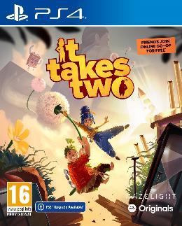 Carátula de It Takes Two para PlayStation 4